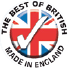 The Best of British - made in England